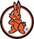 BunniesJR Animal Friendly - 220942 - Zwart/Panter