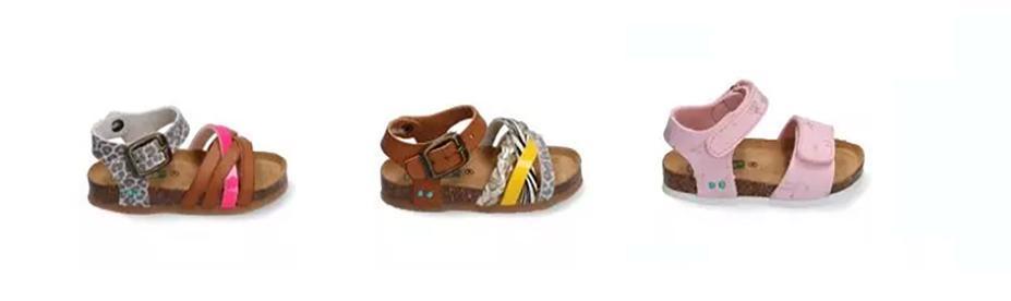 Sandaaltjes, een absolute zomermusthave voor je kleintje!