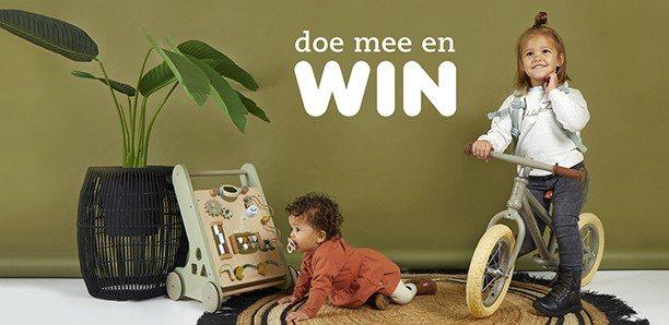 Bunnies JR en Little Dutch winactie